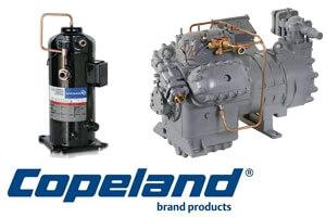 Холодильные компрессоры Copeland