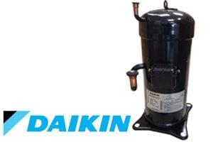 Холодильные компрессоры Daikin