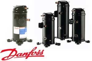 Холодильные компрессоры Danfoss