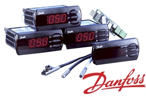 Контроллеры Danfoss