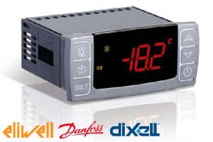 Контроллеры для холодильного оборудования