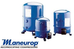 Холодильные компрессоры Maneurop