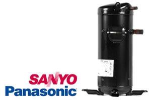 Холодильные компрессоры Sanyo Panasonic