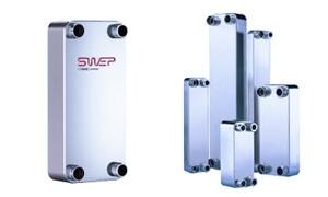 Теплообменники SWEP (пластинчатые)