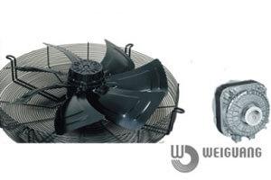Вентиляторы осевые Weiguang (Вэйгуанг)