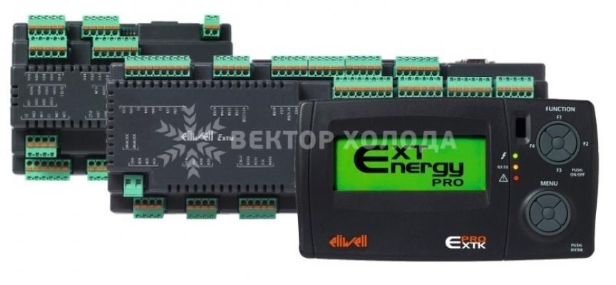 В наличии и под заказ электронный контроллер eliwellenergy xtpro