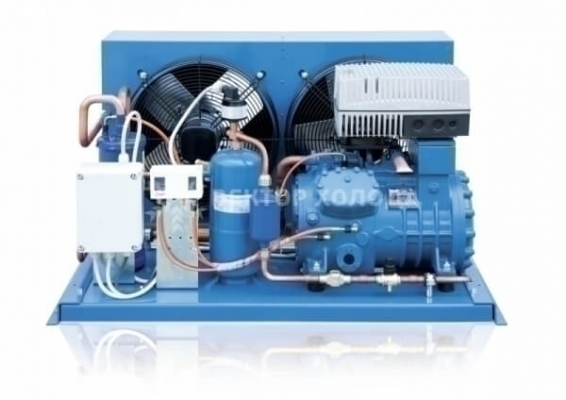В наличии и под заказ агрегат на компрессоре frascold d2-11.1yvs