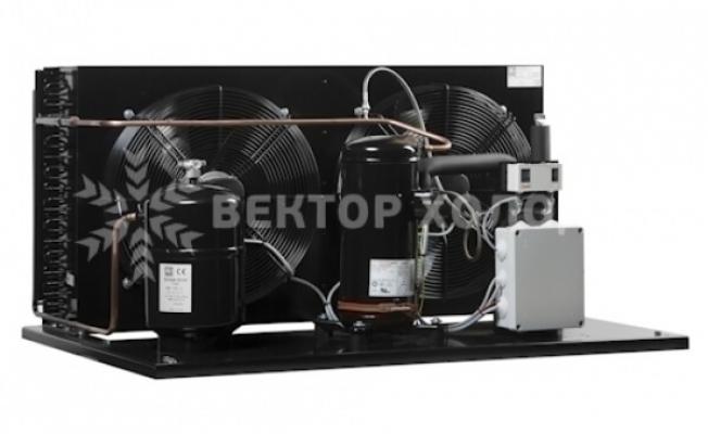 В наличии и под заказ агрегат на компрессоре sanyo/panasonic  c-sc753h8h