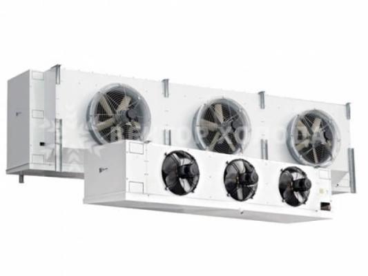 В наличии и под заказ воздухоохладители (испарители) фреоновые alfa laval ilba502c10