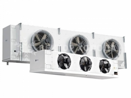 В наличии и под заказ воздухоохладители (испарители) фреоновые alfa laval cceh354a