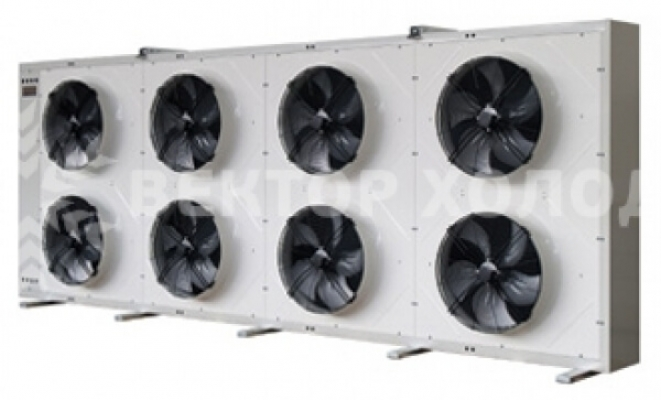 В наличии и под заказ конденсаторывоздушного охлажденияluvata eco kce 812e4
