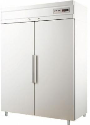 В наличии и под заказ холодильные шкафы с металлическими дверьми polair standard cm110-s
