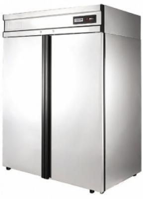 В наличии и под заказ холодильные шкафы с металлическими дверьми polair grande cm110-g