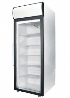 В наличии и под заказ холодильные шкафы cо стеклянными дверьми polair standard dp107-s