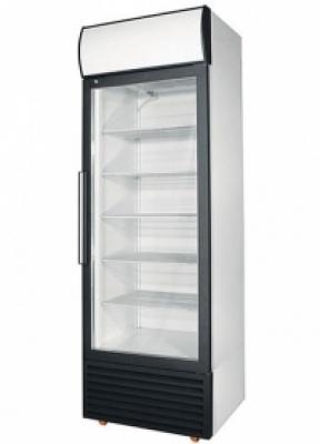 В наличии и под заказ холодильные шкафы cо стеклянными дверьми polair professionale bc105