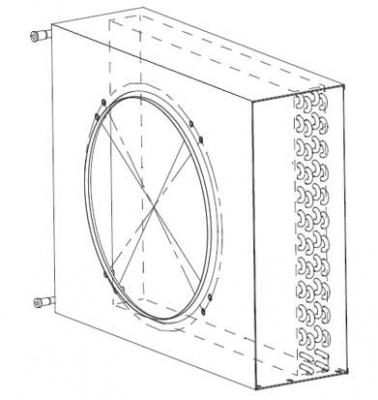 В наличии и под заказ конденсатор воздушного охлаждения lloyd spr 14 (heatcraft luvata)