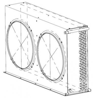 В наличии и под заказ конденсатор воздушного охлаждения lloyd spr 23 (heatcraft luvata)