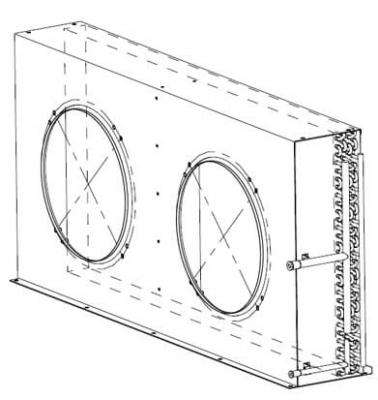 В наличии и под заказ конденсатор воздушного охлаждения lloyd spr 32 (heatcraft luvata)