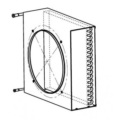 В наличии и под заказ конденсатор воздушного охлаждения lloyd spr 4 (heatcraft luvata)