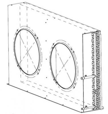 В наличии и под заказ конденсатор воздушного охлаждения lloyd spr 46 (heatcraft luvata)