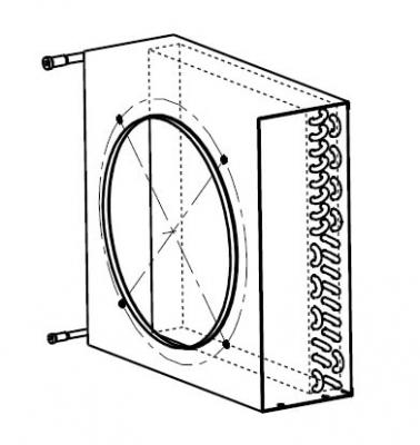 В наличии и под заказ конденсатор воздушного охлаждения lloyd spr 6 (heatcraft luvata)