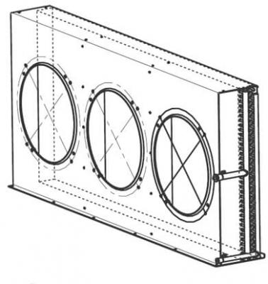 В наличии и под заказ конденсатор воздушного охлаждения lloyd spr 60 (heatcraft luvata)