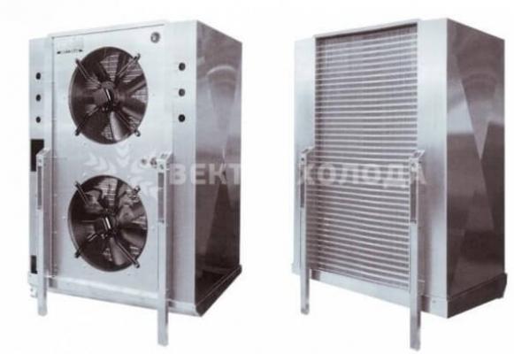 В наличии и под заказ воздухоохладители (испарители) фреоновые luvata eco sre 85a07 (ed)