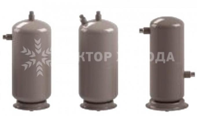 В наличии и под заказ вертикальный жидкостный ресивер icrdg-s 1,5-10 ods a