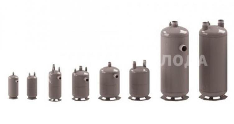 В наличии и под заказ отделитель жидкости icltg 25-54 b