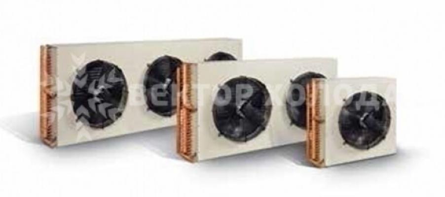 В наличии и под заказ конденсаторы воздушного охлаждения i-cold icfk 108.2245.2,5
