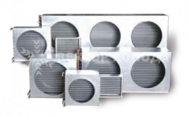 В наличии и под заказ конденсаторы воздушного охлаждения i-cold ickd 20 dd8