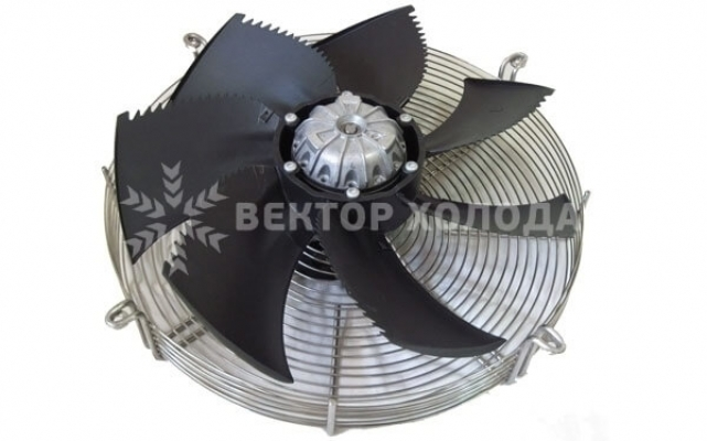 В наличии и под заказ вентилятор осевой ziehl-abegg  fb045-4ek.4f.v4l