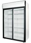В наличии и под заказ холодильные шкафы cо стеклянными дверьми polair standard dm110sd-s