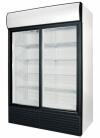 В наличии и под заказ холодильные шкафы cо стеклянными дверьми polair professionale bc110sd