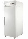 Холодильные шкафы с металлическими дверьми POLAIR Standard CM105-S