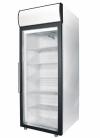 Холодильные шкафы cо стеклянными дверьми POLAIR Standard DM105-S