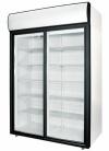 Холодильные шкафы cо стеклянными дверьми POLAIR Standard DM110Sd-S