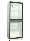 Холодильные шкафы cо стеклянными дверьми POLAIR Eco DM135/2-Eco