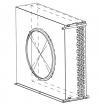 Конденсатор воздушного охлаждения Lloyd SPR 17 (Heatcraft Luvata)