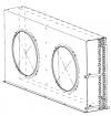 Конденсатор воздушного охлаждения Lloyd SPR 32 (Heatcraft Luvata)
