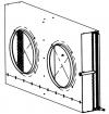 Конденсатор воздушного охлаждения Lloyd SPR 90 (Heatcraft Luvata)