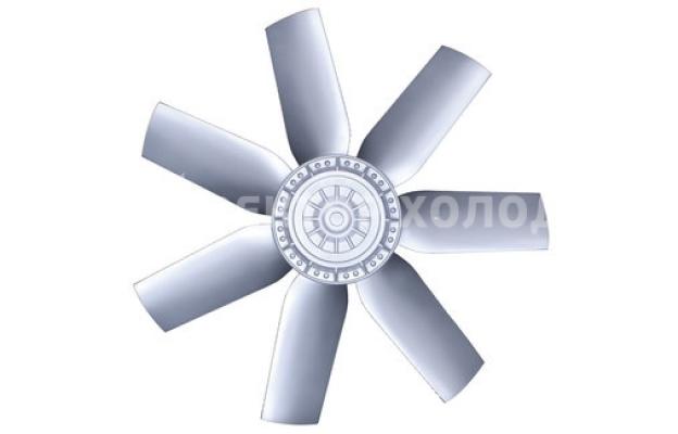 Вентилятор осевой Ziehl-Abegg  FC056-VDA.6K.V7