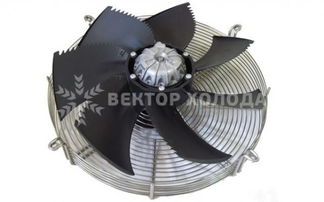 В наличии и под заказ вентилятор осевой ziehl-abegg  fb050-vdk.4i.v4p